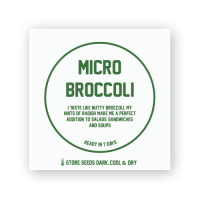 MICRO BROCCOLI (BROCCO CRESS) REFILLS
