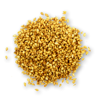 Toasted Curry Sesame Seeds
