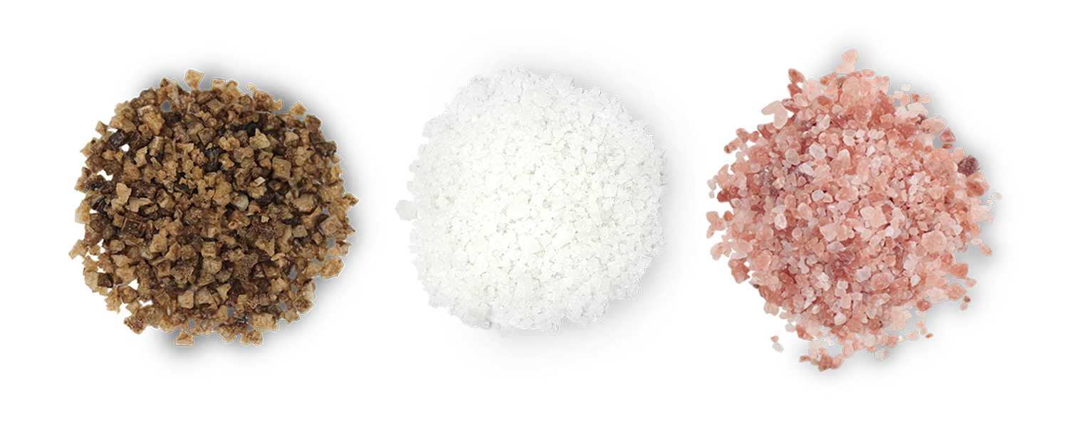 We love our salts!