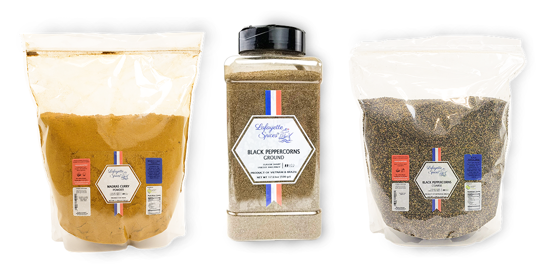 Introducing 4 new spices to our portfolio