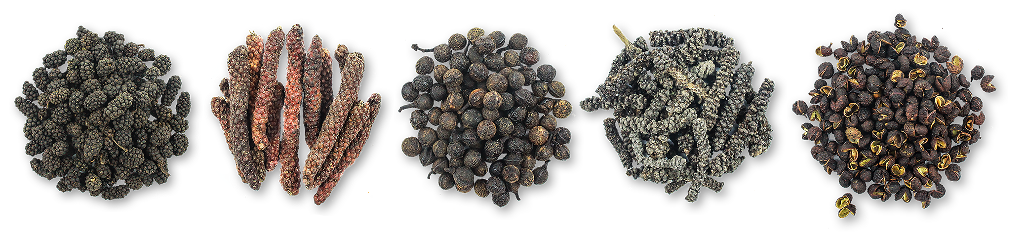 Some easy to follow tips for working with exotic peppercorns.
