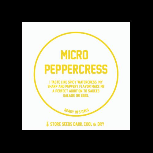 Micro Peppercress 1