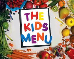 Amped up kids' menus